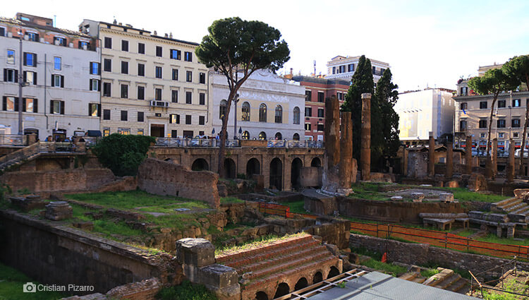 Largo di Torre Argentina | Kualy.cl