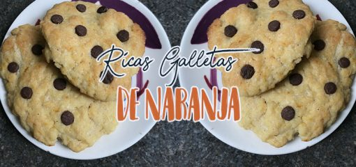 Galletas de Naranja | Kualy.cl